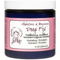 Curl Junkie Hibiscus & Banana Deep Fix Moisturizing Conditioner 8 oz