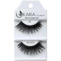 Kara Human Hair Eyelashes #005