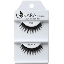Kara Human Hair Eyelashes #028