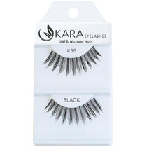 Kara Human Hair Eyelashes #038