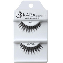 Kara Human Hair Eyelashes #042