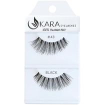 Kara Human Hair Eyelashes #043