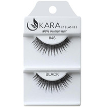 Kara Human Hair Eyelashes #046