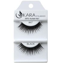 Kara Human Hair Eyelashes #047