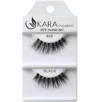 Kara Human Hair Eyelashes #048