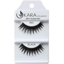 Kara Human Hair Eyelashes #062