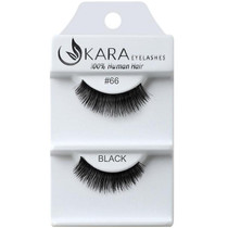 Kara Human Hair Eyelashes #066