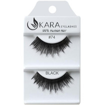 Kara Human Hair Eyelashes #074