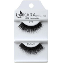 Kara Human Hair Eyelashes #076