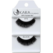 Kara Human Hair Eyelashes #079