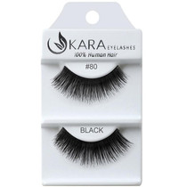 Kara Human Hair Eyelashes #080
