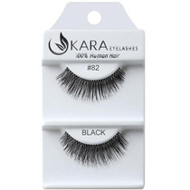 Kara Human Hair Eyelashes #082