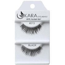 Kara Human Hair Eyelashes #213