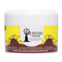 III Sisters of Nature Natural Lengthening Creme 8 oz