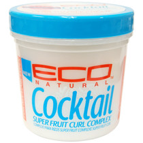 Eco Cocktail Smoothing & Moisture Recovery Curl & Style Creme 16 oz