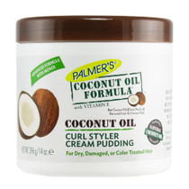 Palmer's Coconut Oil Formula Curl Styler Cream Pudding 14 oz