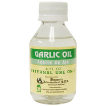Castillo Aceite de Ajo, Garlic Oil 4 oz