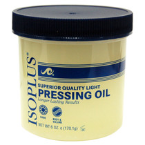 Isoplus Pressing Oil 6 oz