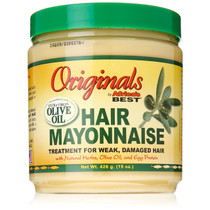 Africa's Best Originals Hair Mayonnaise 15 oz