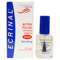 Ecrinal Bitter Polish, Stop Nail Biting 0.34 oz