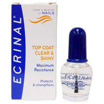 Ecrinal Top Coat Clear and Shiny 0.34 oz