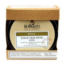 Dr. Miracle's Style Edge Holding Gel 2.25 oz