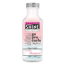 Smooth 'N Shine Go Pro Curls Frothie Shampoo, 13.5 oz