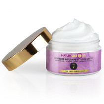 Naturalicious Step 2: Moisture Infusion Styling Creme (For Tight Curls + Coils) 4 oz