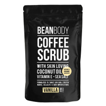 Bean Body Vanilla Coffee Scrub, 7.44 oz