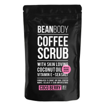 Bean Body Coco Berry Coffee Scrub, 7.44 oz