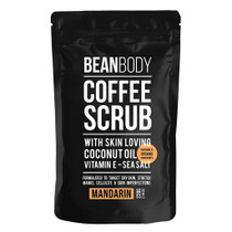 Bean Body Mandarin Coffee Scrub, 7.44 oz