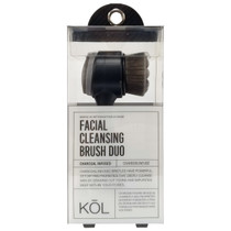 Donnamax Kol Facial Cleansing Brush Duo #4123A