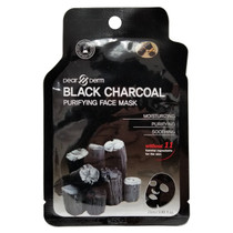 Dear Derm Black Charcoal Purifying Face Mask