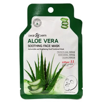 Dear Derm Aloe Vera Soothing Face Mask