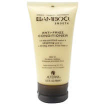 Alterna Bamboo Smooth Anti-frizz Conditioner, 1.35 oz (Travel Size)