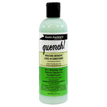 Aunt Jackie's Quench! Moisture Intensive Leave-In Conditioner 12 oz