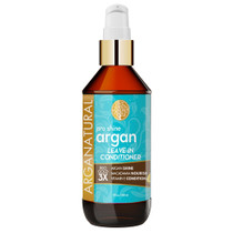 Arganatural Gold Pro Shine Argan Leave-In Conditioner 8 oz