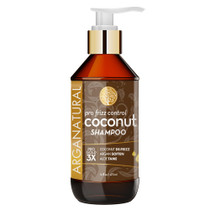 Arganatural Gold Pro Frizz Control Coconut Shampoo 16 oz