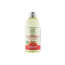 Petal fresh pure firming body&massage oil Pomegranate&Grapefruit 5.5oz