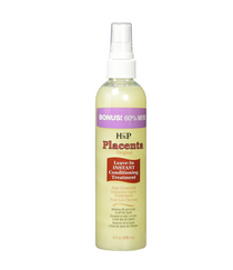 Hask Placenta Original Leave-In Instant Conditioning Treatment 8oz