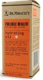 Dr Miracle's Follicle Healer Hydration Oil, 2 Oz
