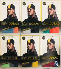 Silky Durag Tri-Tone Various Color