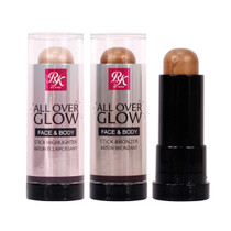 Ruby Kiss All Over Glow FACE & BODY Stick