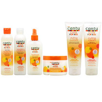 Cantu Care for Kids 6-piece Collection