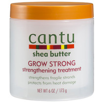 Cantu Shea Butter Grow Strong Treatment 6.1 oz