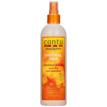 Cantu Shea Butter Comeback Curl Next Day Curl Revitalizer 12 oz