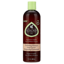 Hask Mint Almond Oil Thickening Shampoo 12 oz