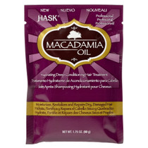 Hask Macadamia Oil Moisturizing Deep Conditioner 1.75 oz