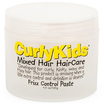 CurlyKids Frizz Control Paste 4 oz