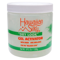 Hawaiian Silky Dry Look Gel Activator 8 oz